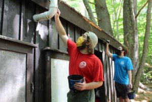 August 1 – Pennacook Lodge's Continuous Summer of Service