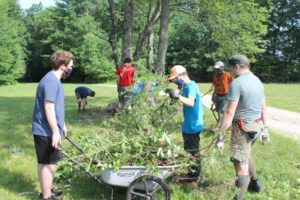 August 15th – Day of Service